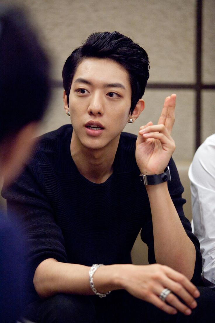 Blue Moon in Jakarta (Official Photo) - Press Conference :: JUNGSHIN
