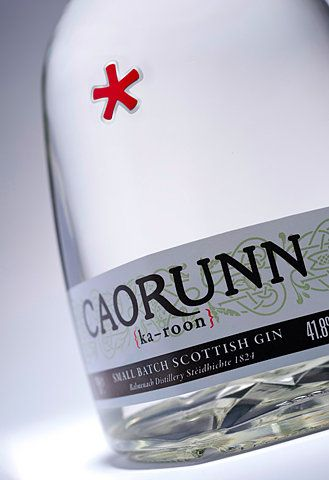 Caorunn Gin - Perfect with a slice of red apple ;)