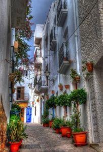 Mojacar (Almeria), España