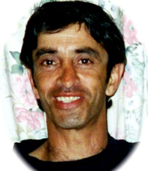 Pasquale Barbaro ... bodyguard killed with the man he was hired to protect, Jason Moran,  in Essendon in 2003 in a shooting orchestrated by Carl Williams. Picture: Channel 7.