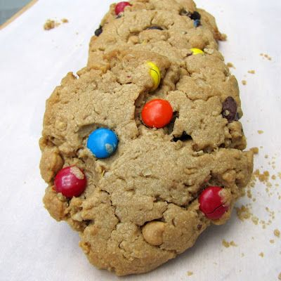 Rumbly In My Tumbly: Soft Monster Cookies