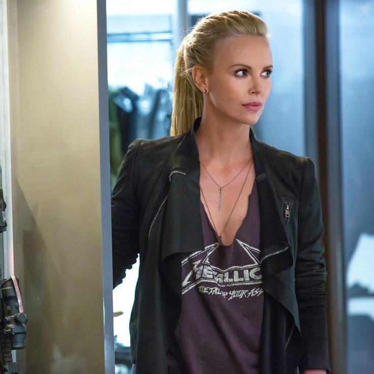 Charlize Theron - Fate of the Furious -Watch Free Latest Movies Online on Moive365.to