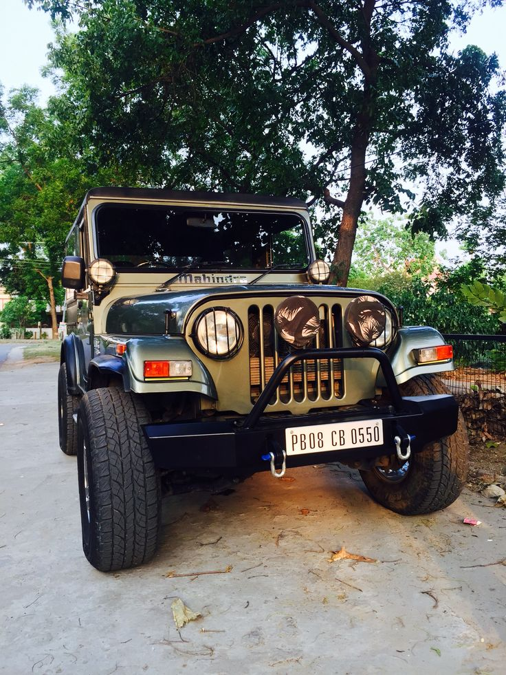 Jeep Thar Punjabi Style Jeepers Keepers Pinterest Cars Car