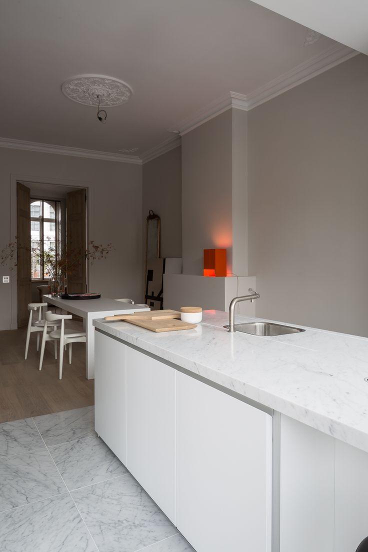 bulthaup b1 keuken realisatie door b vorm photo bulthaup belux kitchen realisations. Black Bedroom Furniture Sets. Home Design Ideas