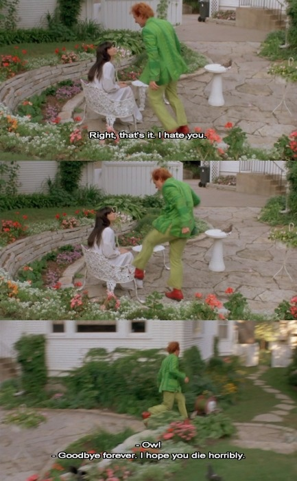 Drop Dead Fred, pretty much my sister and I wore this movie out when we were younger. Love it!