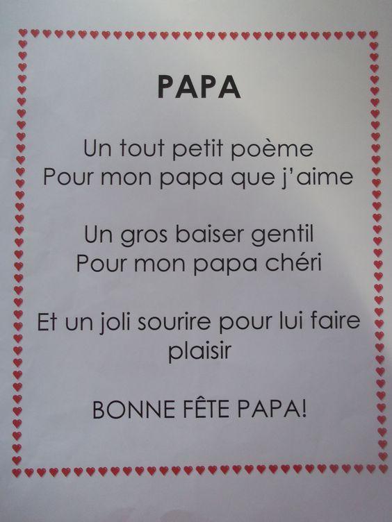 Bonne fête papa.: