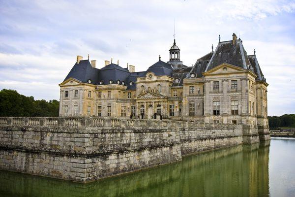 Chateau de Vaux le Vicomte – Paris