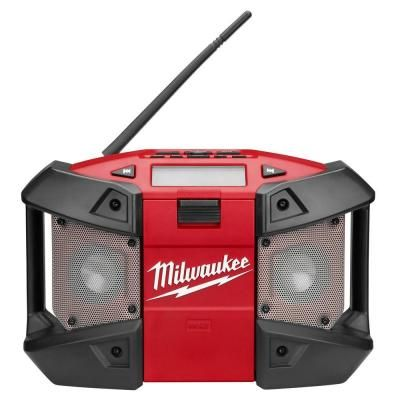 Milwaukee M12 Job-Site Radio-2590-20 at The Home Depot
