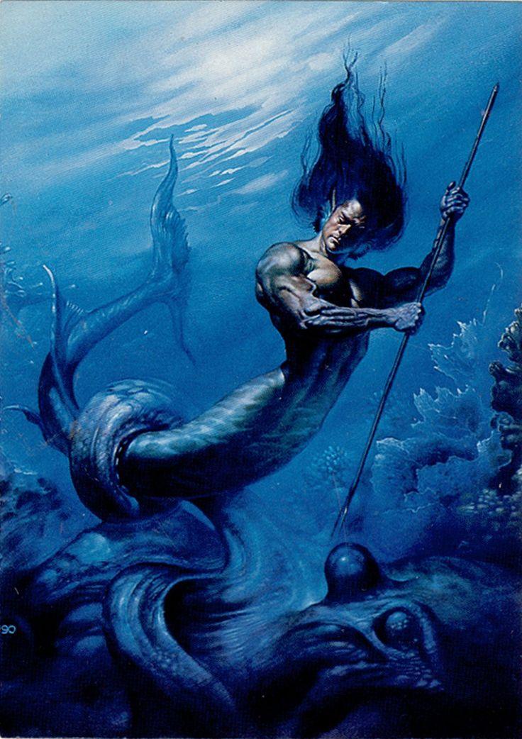 Mermaids & Mermen: Facts & Legends
