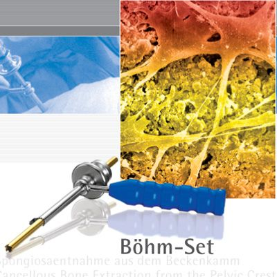 Böhm Cancellous Bone Extraction