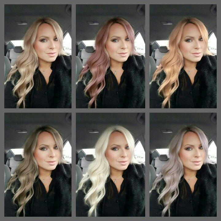 Change your hair color matrix color lounge app change