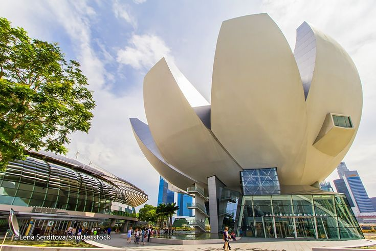 ArtScience Museum Singapore – Art and Science at Marina Bay Sands