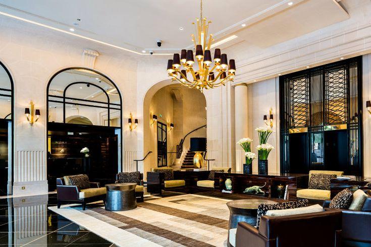 Spectacular Appartement Parisien In Prince De Galles   Hotel Interior Designs http://hotelinteriordesigns.eu/spectacular-appartement-parisien-in-prince-de-galles/ #design #interior #design #best #hotel #interiors