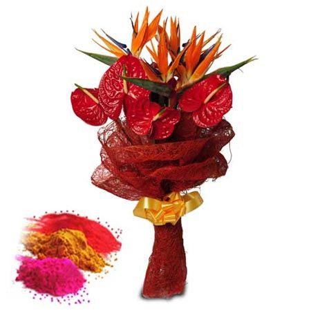 Holi is the celebration of colorful festival. If you want to gift someone then beautiful Holy Gifts can do wonders and it can be an ideal gift for anyone then find from Ferns N Petals. Here's you can buy special gifts for holi online.
