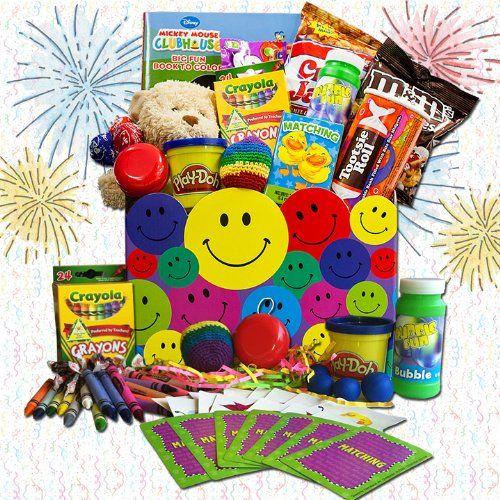 Unique Gift for Children Creative Kids Gift Basket for Kids