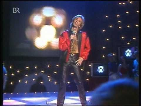 [HQ] - Robin Gibb - Another Lonely Night in New York - Musikladen - Folge 82 - 08.09.1983