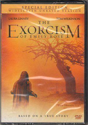 The Exorcism Of Emily Rose Laura Linney Tom Wilkinson Region 1