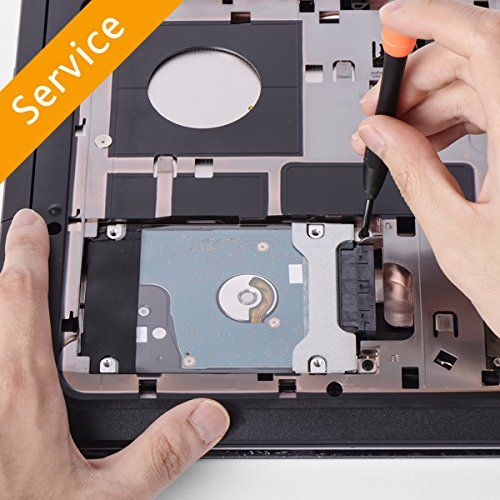 Computer Hard Drive Installation - Laptop - Data Transfer - Up to 500 GB