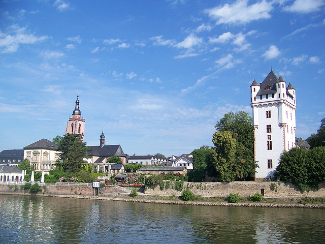 Eltville am Rhein.This is where I lived in DE what a beautiful city!