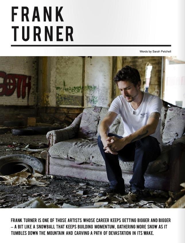 No Heroes - May Frank Turner