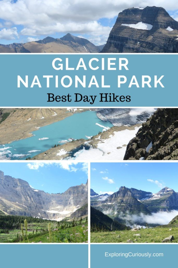 Best Day Hikes in Glacier National Park