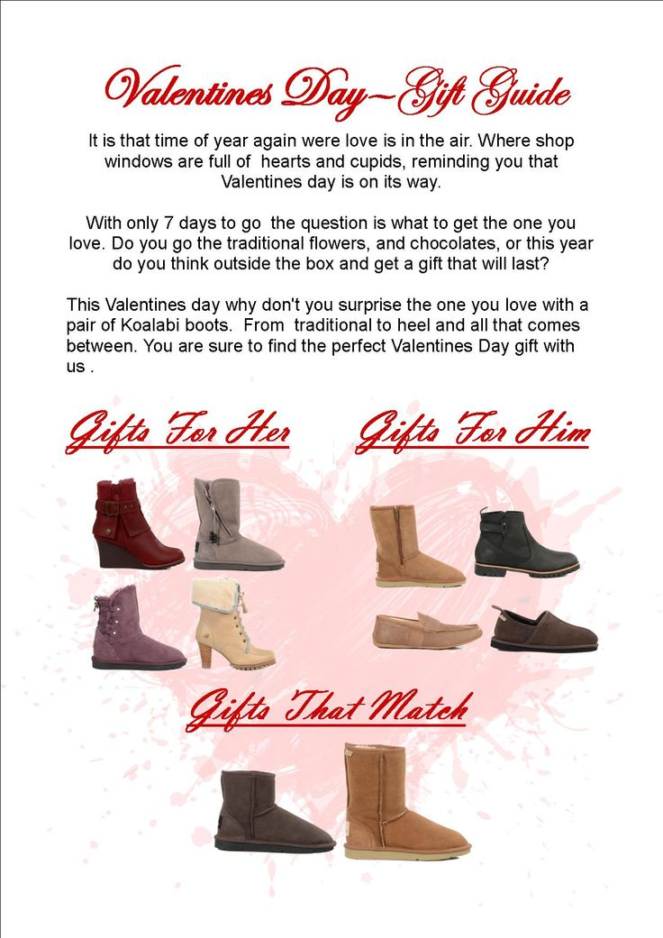 Valentines Day—Gift Guide