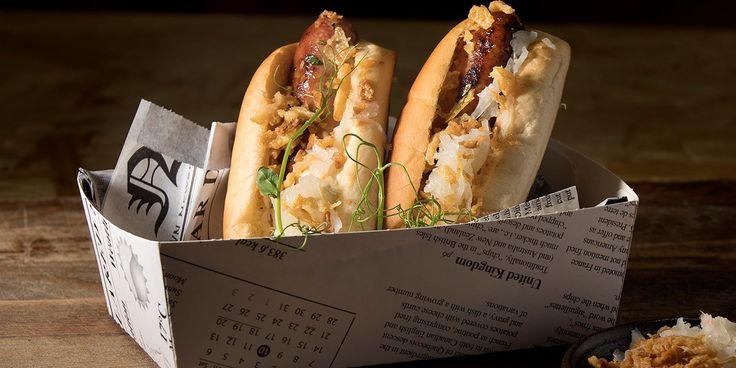 """Grilliwurst-hodari - """"Street Food tekee kesästä herkullisemman ja rennomman."""""""