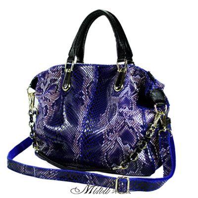 REALER Brand 100% Leather Women's Handbag