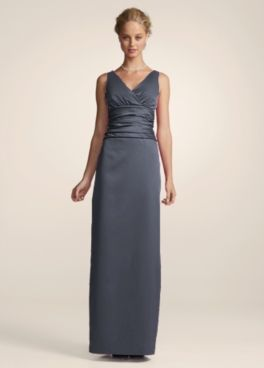 pewter // Bridesmaid Dresses Under $100 - David's Bridal