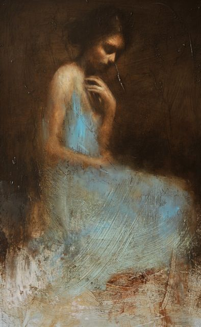mark demsteader paintings | Pictures of the Mark Demsteader - 'Paintings' exhibition at the Panter ...