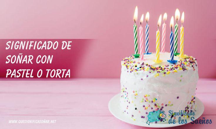 Significado de soñar con pastel o torta - https://xn--quesignificasoar-kub.net/significado-de-sonar-con-pastel/ #sueños #soñar #significadoDeLosSueños