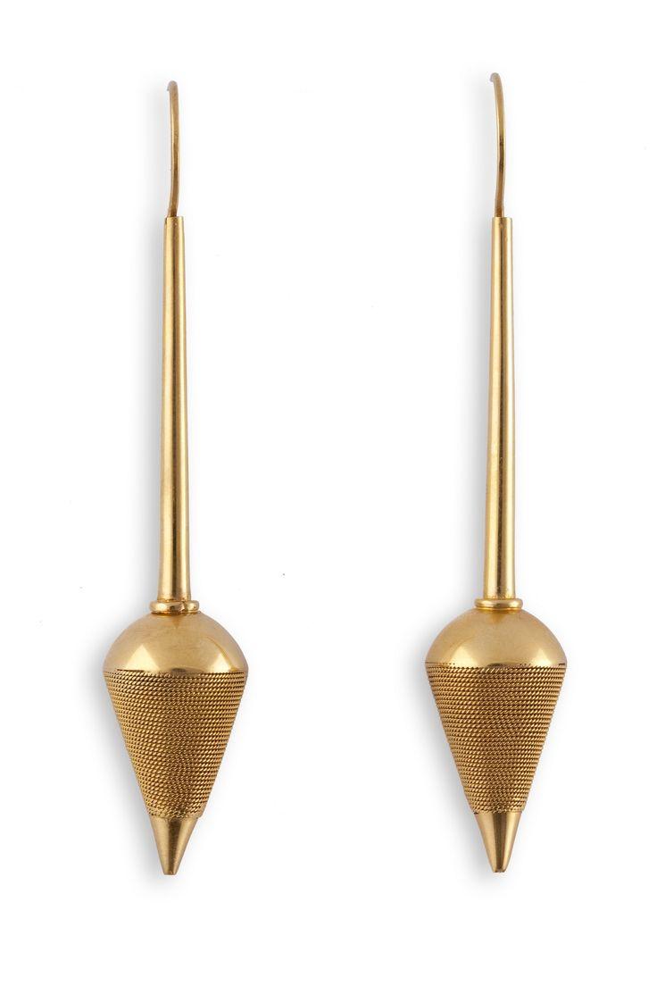 Stunning 18K gold filigree earrings Bellissimi orecchini in filigrana in Oro 18Kt loredanamandas.com