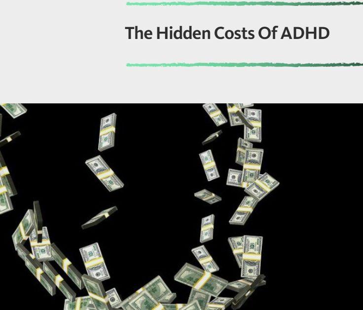 Attention Deficit's $266 billion impact, little things add up. – The Establishment