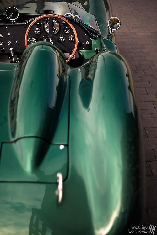 Aston Martin DBR1 by AS Motorsport. May, 2014.  Mathieu Bonnevie...