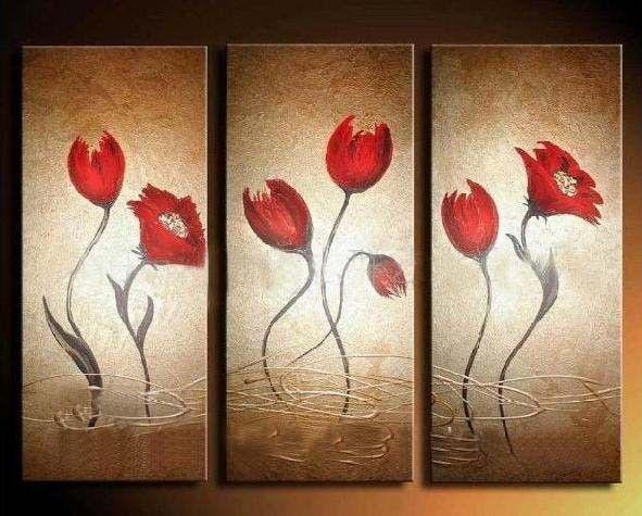 36 best images about quadri moderni con fiori on pinterest messi buongiorno and design - Decor art quadri bari ...