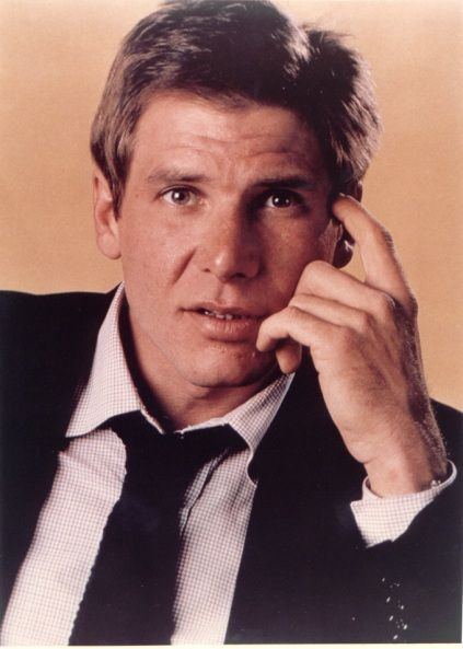 Image result for Harrison ford young