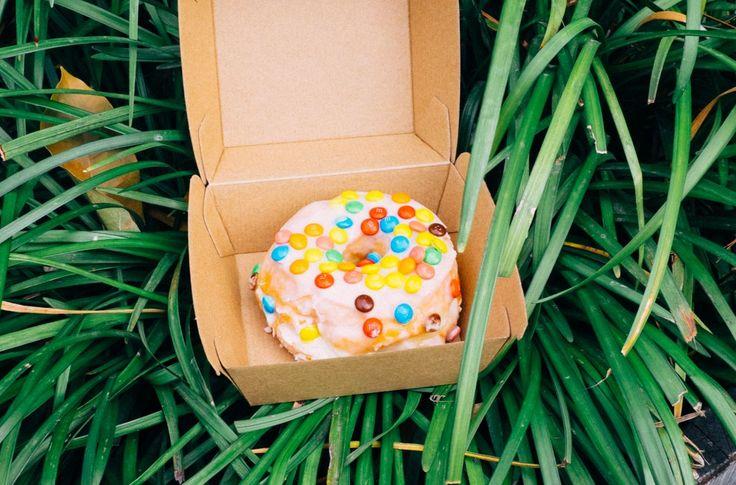Doughnut Time - Alternative to traditional cake