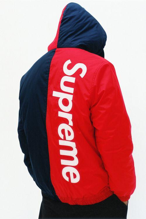 Supreme 2015 Fall/Winter ルックブック