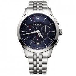 Reloj de caballero Victorinox V241746 de acero - Ideas Regalo hombres. Relojes de Marca Alicante. Tienda Relojes Alicante. Relojes Suizos Alicante. Regalo padres. Regalos personalizados.