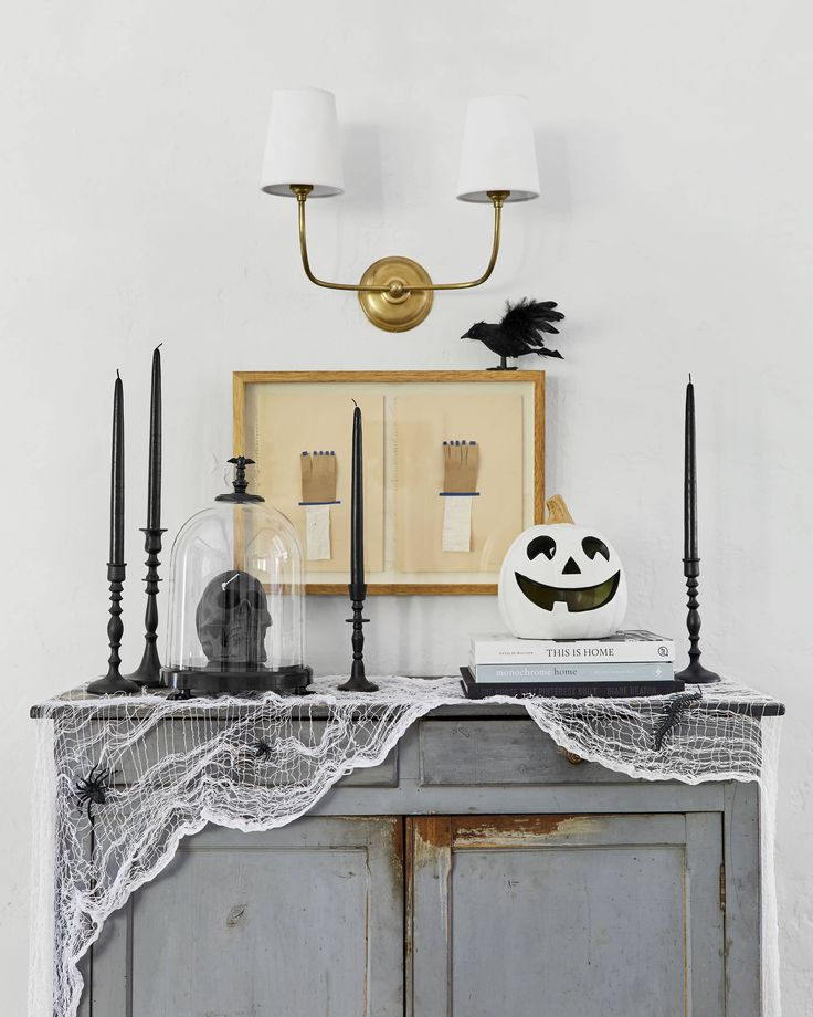 10 Last-Minute and Affordable Halloween Decor Ideas