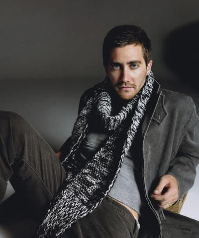 Jake Gyllenhaal- another one because I will never stop posting about him