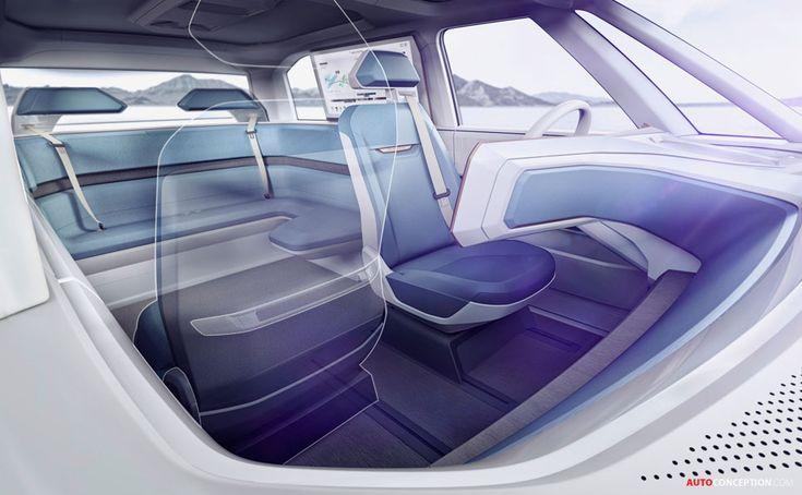 Volkswagen BUDD-e Concept Van Wins Yet Another Design Award