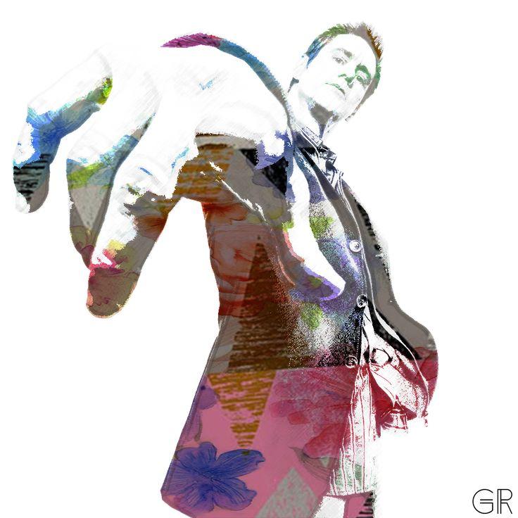 Jim Carrey illustration by umit gr