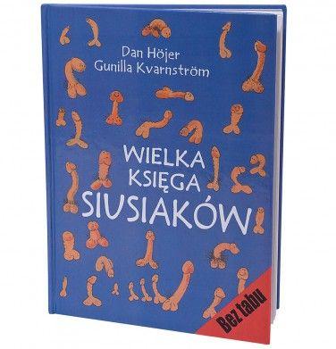 """Tytuł: Wielka księga siusiaków Autorzy: Dan Hojer, Gunilla Kvarnstrom """"Wielka księga siusiaków"""" powstała w wyniku rozmów autorów z uczniami (w szkołach i podczas letnich obozów twórczego pisania), jako odpowiedź na pustkę edukacyjną i nieprzygotowanie nauczycieli do rozmów o wychowaniu seksualnym w Szwecji. Nad Wisłą sytuacja jest znacznie poważniejsza, w polskich podstawówkach praktycznie nie ma zajęć z wychowania seksualnego."""