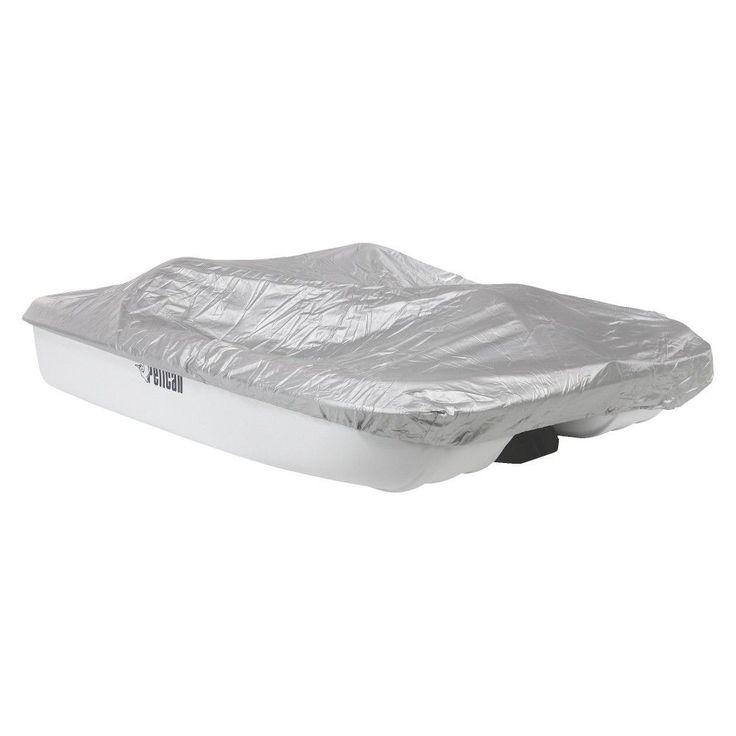 Pelican Boat Cover - Grey