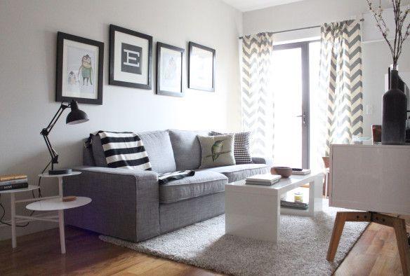 Kivik sofa | I K E A | Pinterest | Grey, Lights and Sofas