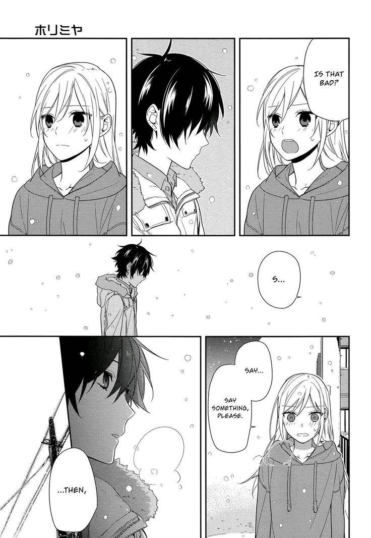 Pin by 𝓝𝓸𝓬𝓼𝓲𝓬 on Manga in 2020 Horimiya, Manga, Anime