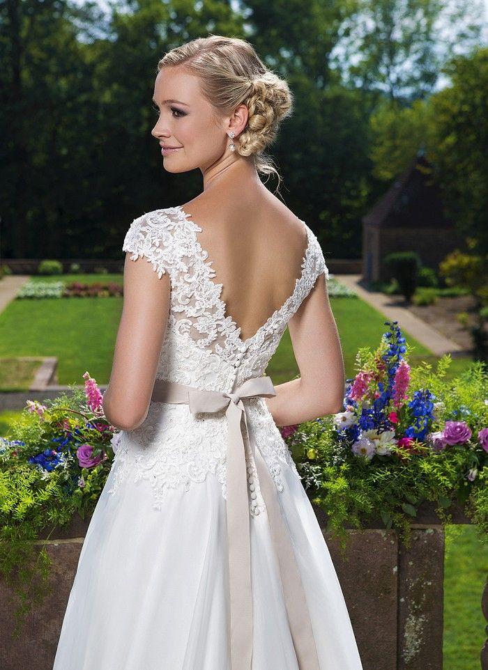 Vestido de Noiva Justin Alexander 3870