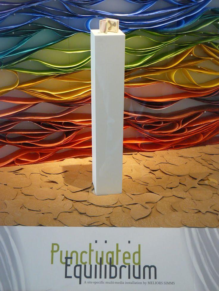 Bibliophilia: Punctuated Equilibrium