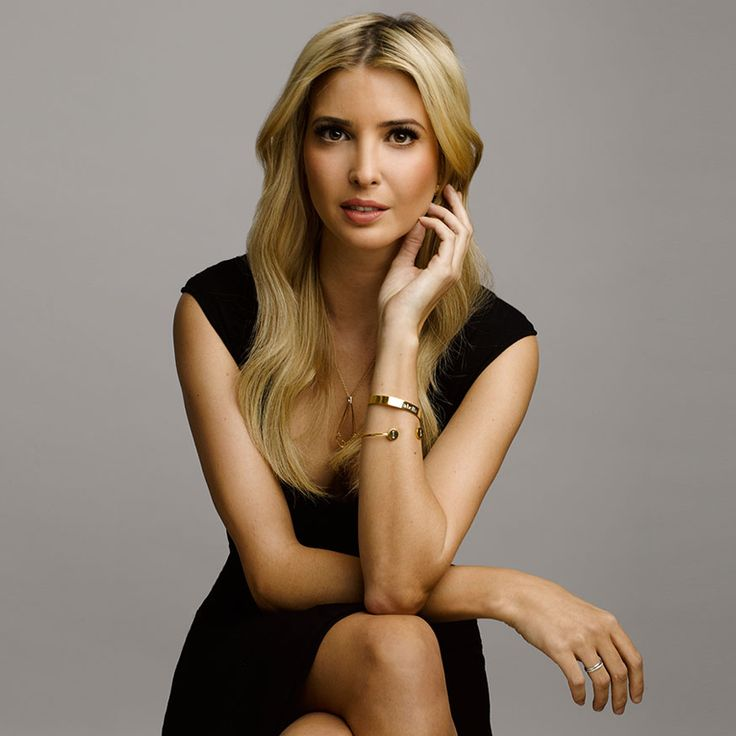 Welcome to IvankaTrump.com - Ivanka Trump